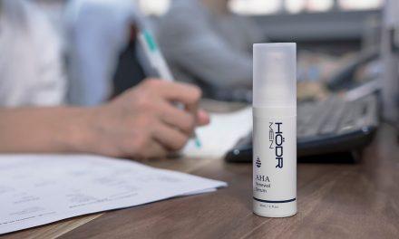 「AHA角質煥膚精華」-產品開發隨筆