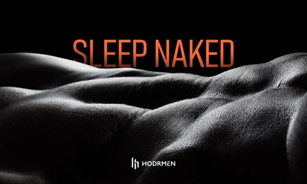 裸睡好棒棒,享受屬於自己的夜晚吧!